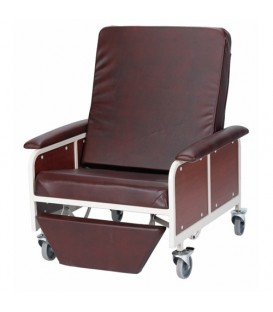 Gendron 7150 Bariatric Patient Room Geri Chair Recliner
