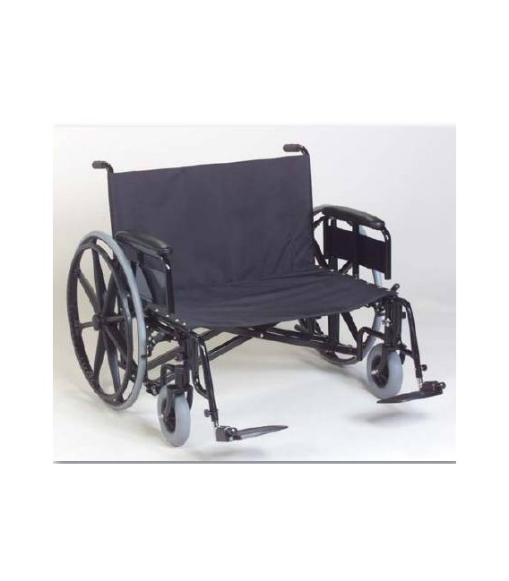 Rengency XL2000 750 lb Bariatric Wheelchair by Gendron