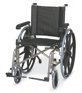 Gendron MR4000Q2 MRI Bariatric Transport Wheelchair 350 lbs