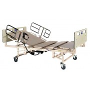 Gendron MC4748SDX Maxi Rest Bariatric Home Care Bed 39 x 80 - 750lbs
