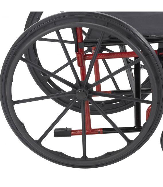 Rebel 18 Quot Wheelchair Detach Deskarms Amp Swingaway Footrests