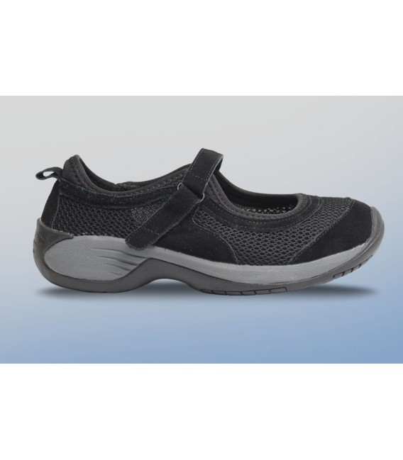 Ped Lite Women S Debbie Diabetic Shoes Black American