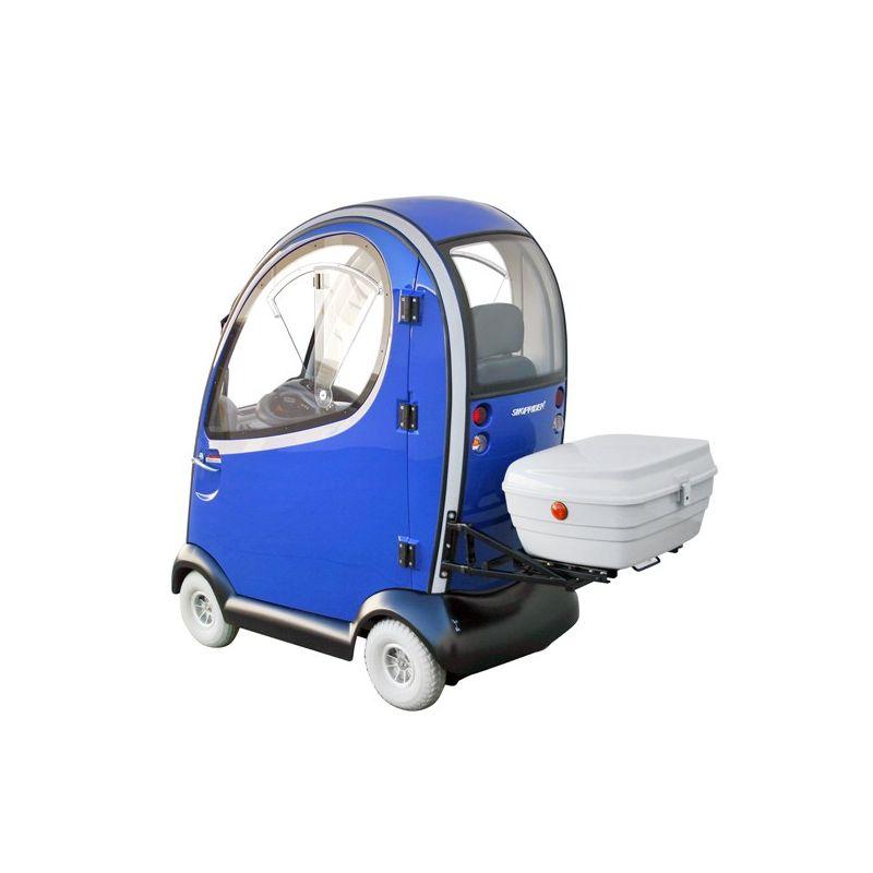 Shoprider Flagship 4 Wheel Cabin Scooter