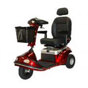 Shoprider Enduro XL3+ Heavy Duty 3-Wheel Scooter - 778-XLSBN
