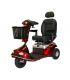 Shoprider Enduro XL3+ Heavy Duty 3-Wheel Bariatric Scooter - 500 lbs