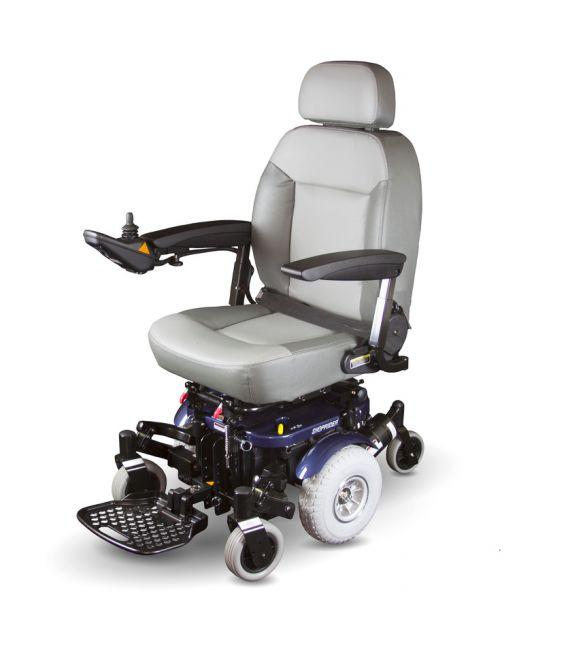 Shoprider XLR Plus Mid-Size Power Chair -  858WM