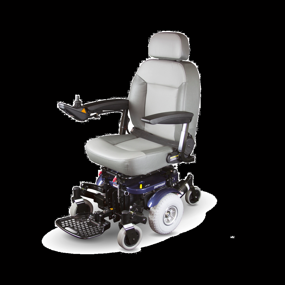Shoprider Xlr Plus Mid Size Power Chair