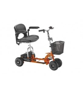Supascoota Shopper 4 Wheel Folding Scooter (STD-02)