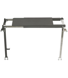Width Adjustable Safety Rollator Seat for use with CE OBESE XL