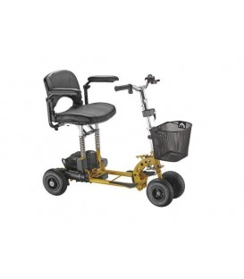 Supascoota Sprint 4 Wheel Folding Scooter (HD-02)
