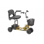 Supascoota Sprint 4 Wheel Folding Scooter (HD-02)