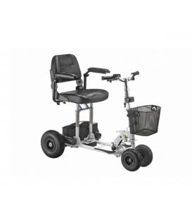Supascoota Sport XL 4 Wheel Folding Scooter (SP-01XL)