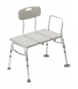 Drive Three Piece Bariatric Transfer Tub Bench