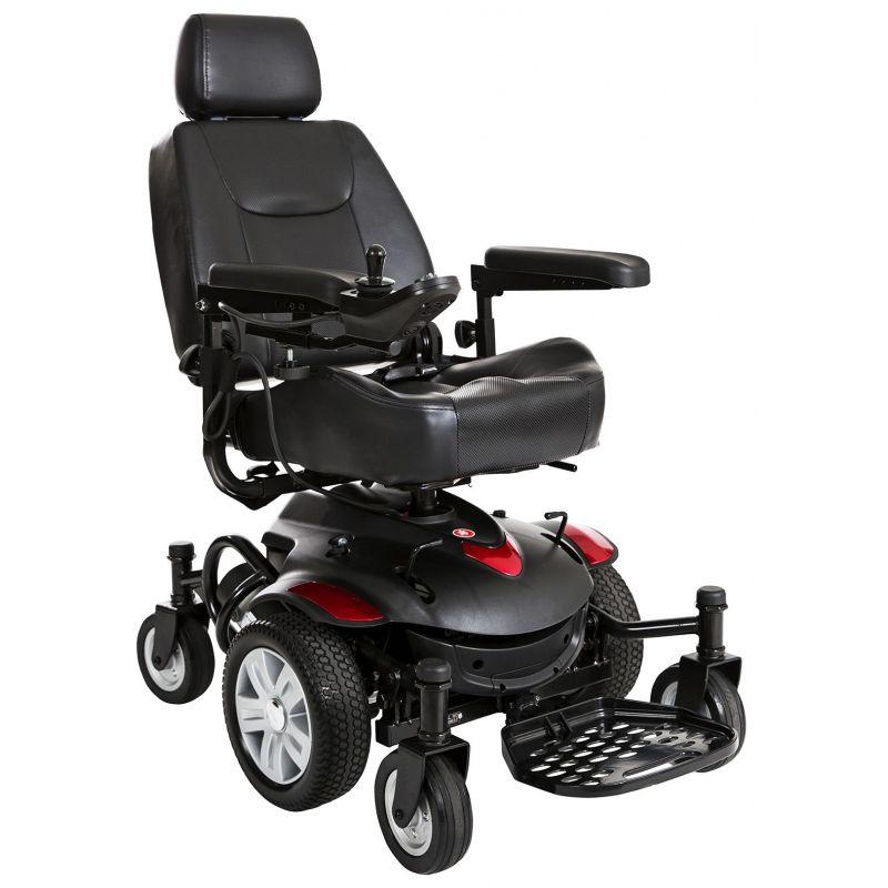 Titan Axs Mid Wheel Drive Power Chair
