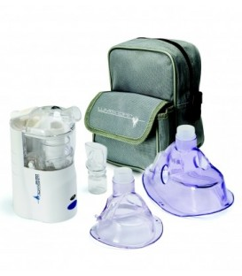 Lumiscope Portable Ultrasonic Nebulizer & Rechargeable Battery Pack