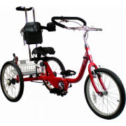 Amtryke Foot Tryke - 1420 with 3- Speed Option
