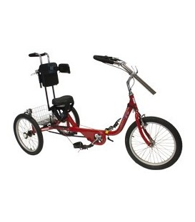 Amtryke Foot Tryke - 1420-XL with 3-Speed Option