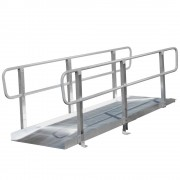 PVI OnTrac Ramp with Handrails