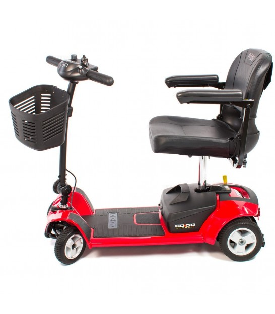4-Wheel Power Scooters - American Quality Health Products