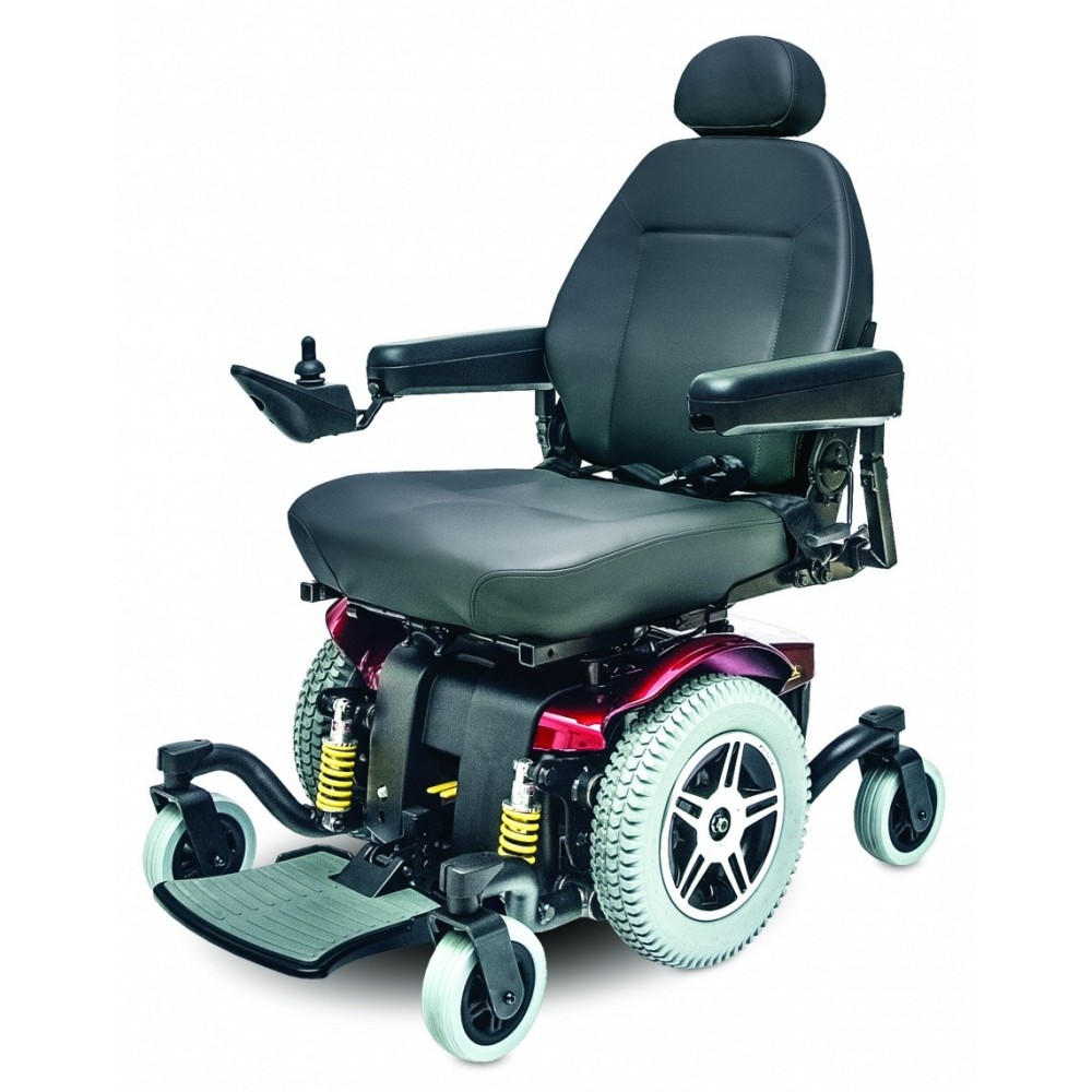 Pride Jazzy 614 Hd Bariatric Power Chair