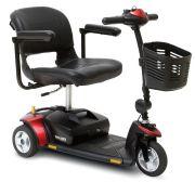Pride Go-Go Elite Traveller 3-Wheel Scooter  - SC40E