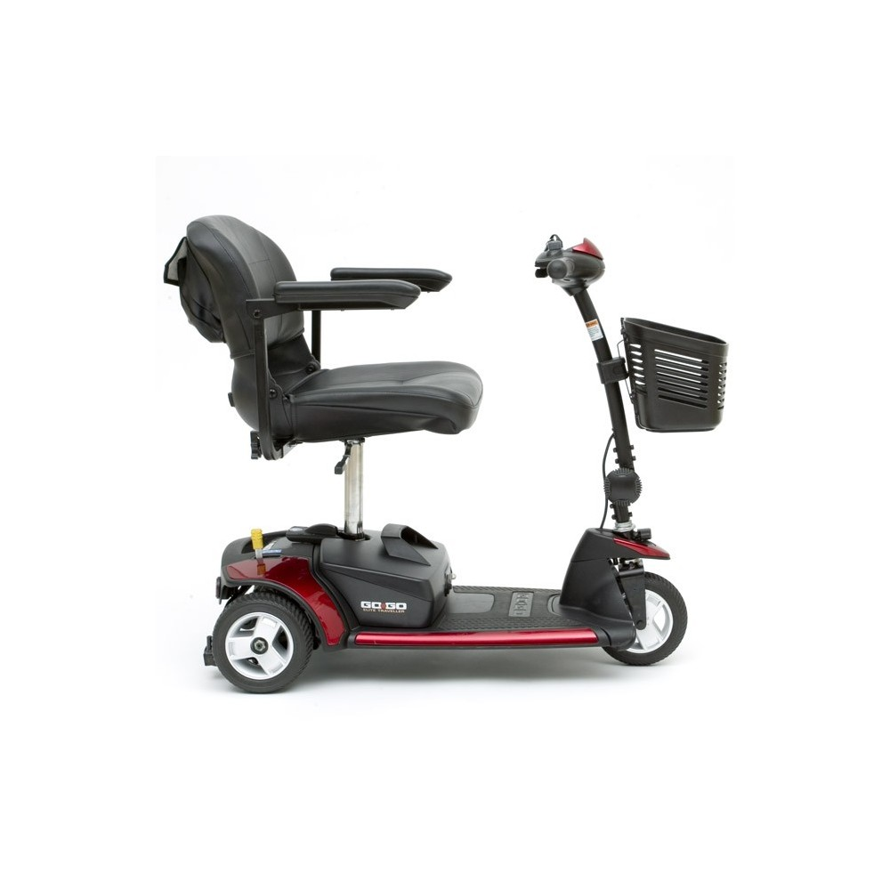 Pride Go Go Elite Traveler 3 Wheel Scooter