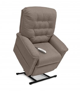 Pride Heritage LC-358XXL Extra Extra Large 3-Postion Reclining Lift Chair