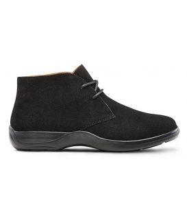 Dr. Comfort Women's Cara Diabetic Shoes - Black