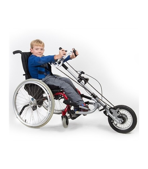 Dragonfly attachable Manual Handcycle by Rio Mobility