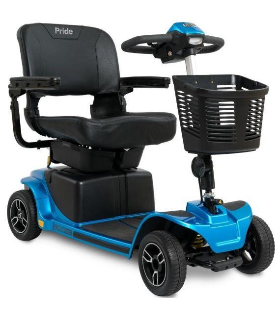 Pride Revo 2 0 4 Wheel Scooter