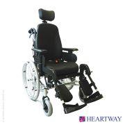 HW1 Spring By EV Rider Tilt-n-Space Manual Wheelchair