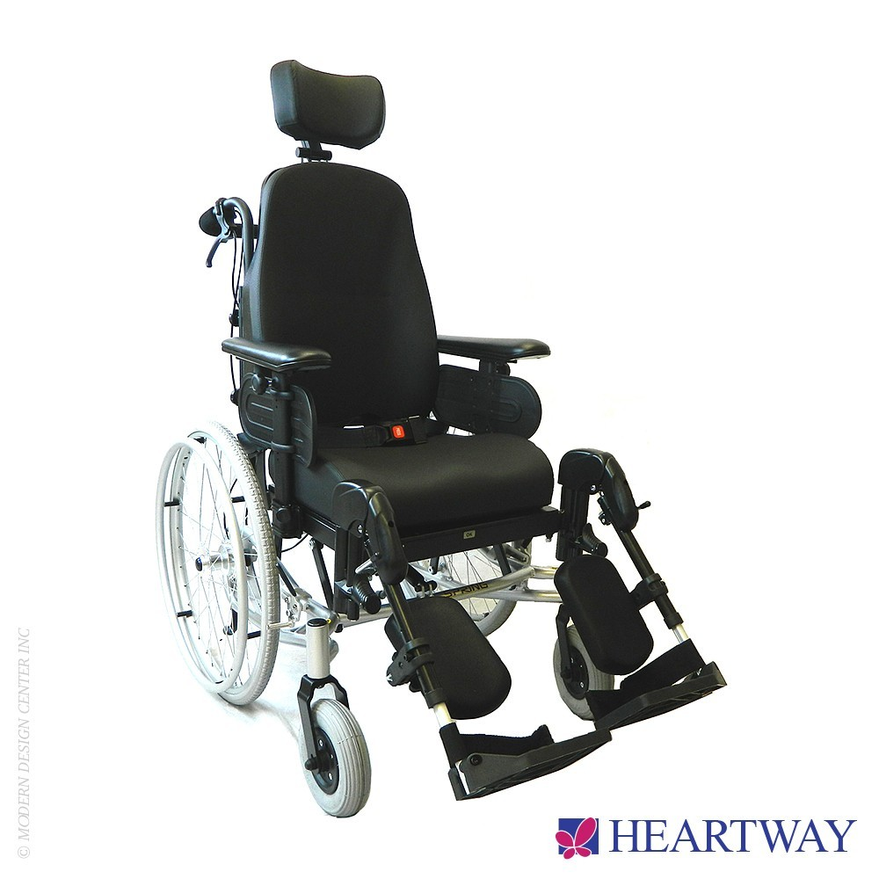 Spring By Ev Rider Tilt N Space Manual Wheelchair