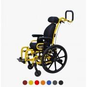 Super Chair for Kids Tilt-in-space Tilting 150lb Wheelchair - WMK5FM010by Future Mobility