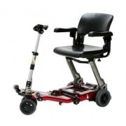 Luggie Standard Foldable Travel 3 Wheel Scooter by FreeRider USA