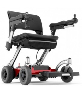 Luggie Chair Foldable Bariatric by FreeRider