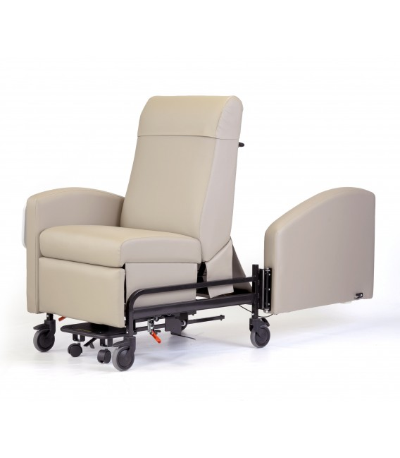 Tremendous Inverness 24 Hour Bariatric Treatment Recliner Geri Chair Trendelenburg 6240 500 Lbs Winco Beatyapartments Chair Design Images Beatyapartmentscom