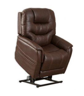 Pride VivaLift! Elegance Reclining Lift Chair - PLR975 Walnut