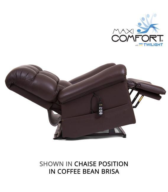 Golden PR-514-MLA Maxicomfort Cloud with Twilight Zero Gravity Lift Chair