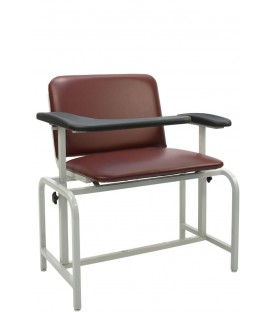 XL Basic Blood-Drawing Chair Padded Vinyl 2575 - Winco