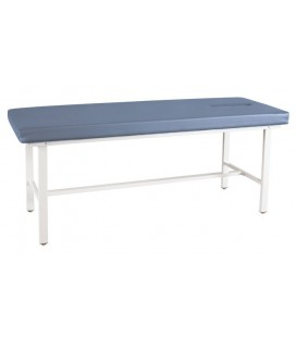 "Flat Top Treatment Table w/Face Cutout  (Standard Height 30"") 8500 - Winco"