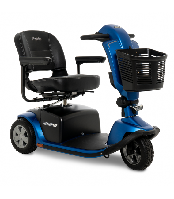 Pride Victory 10.2 Mid-Size 3-Wheel Scooter