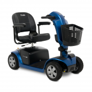 Victory 10.2 4-Wheel Mid-Size Bariatric Scooter - SC7102