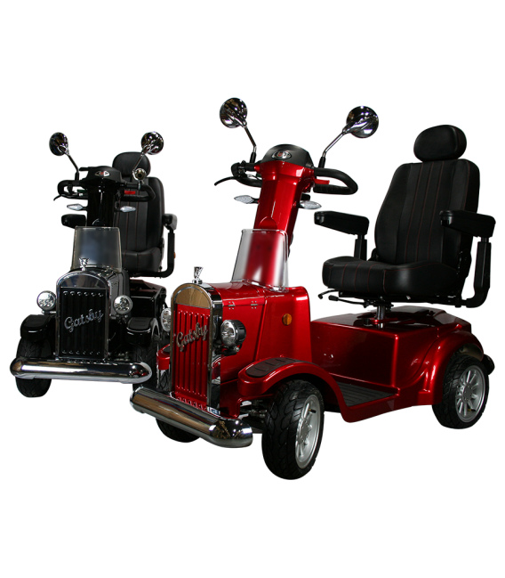 Gatsby 4-Wheel Mobility Scooters