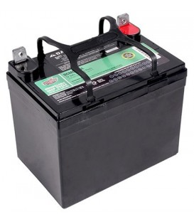 Interstate Battery 12V 35AH SLA-AGM Deep Cycle L-Terminal