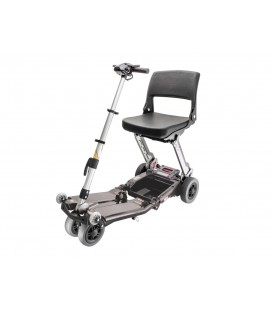 Luggie Classic Foldable Travel 3 Wheel Scooter by FreeRider USA