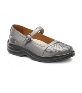 Dr. Comfort Women's Paradise Diabetic Shoes - Pewter