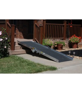 PVI Wheel-A-Bout Ramp with or without extended hook