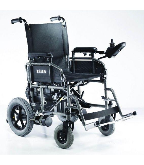 Merits P101 Travel-Ease Folding Power Chair