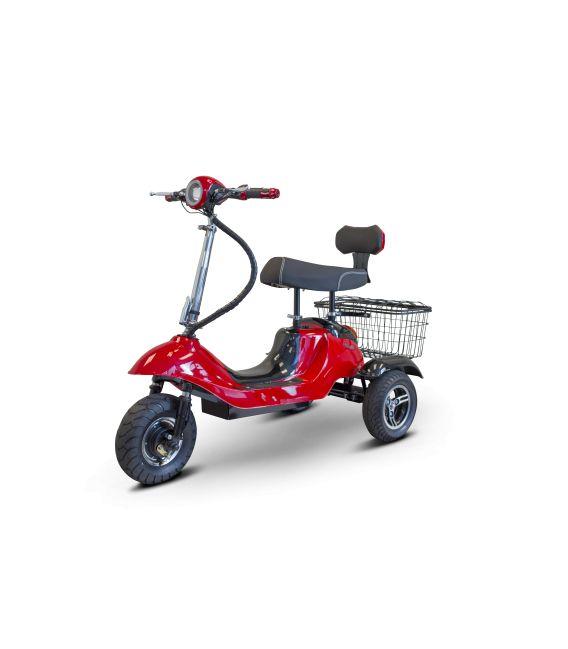 E-Wheels EW-19 Sporty 3 Wheel Scooter