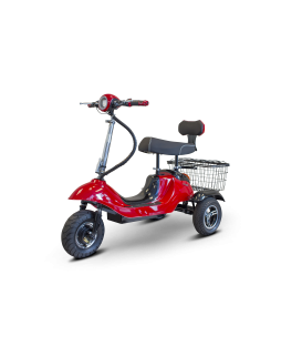 E-Wheels EW-19 Sporty 3 Wheel Scooter